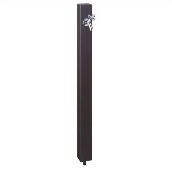 前澤化成工業 パレットシリーズ(EX柱)  下取出タイプ  HI-A16型 ブラウン 『立水栓 蛇口は別売り』