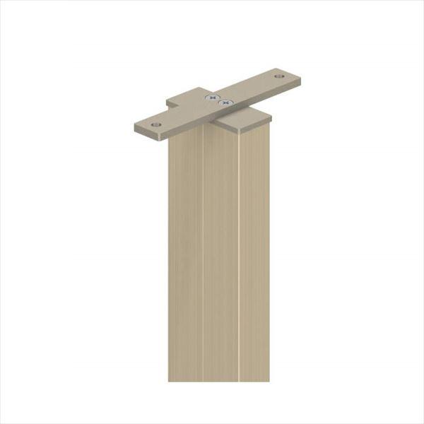三協アルミ ジーエムライン フリー支柱タイプ 埋め込み支柱 標準タイプ H800用 アルミ色