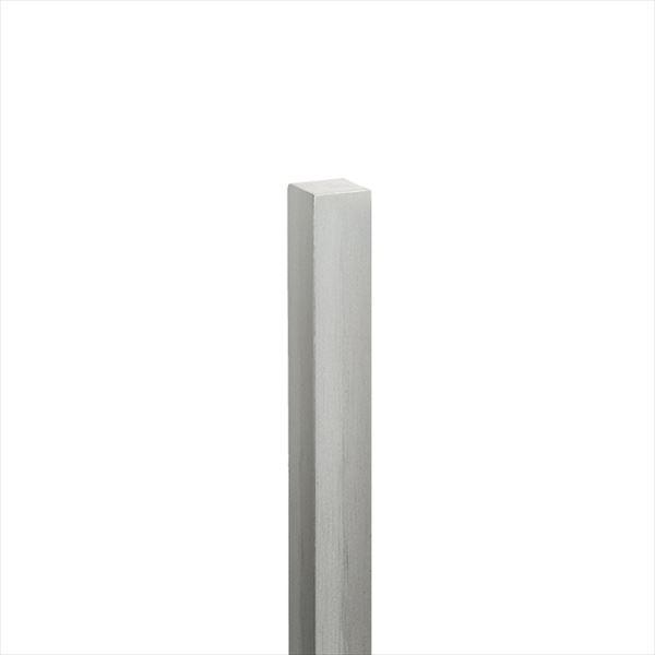 オンリーワン ハーモニーピラー(標準色) 75角×H1800 1本入り 銀色 KX2-K75-1801