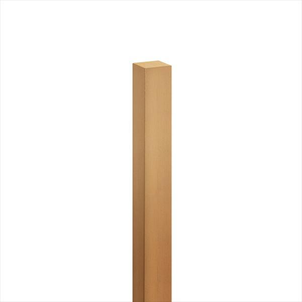 オンリーワン ハーモニーピラー(標準色) 75角×H1800 1本入り 薄茶色 KX2-K75-1804
