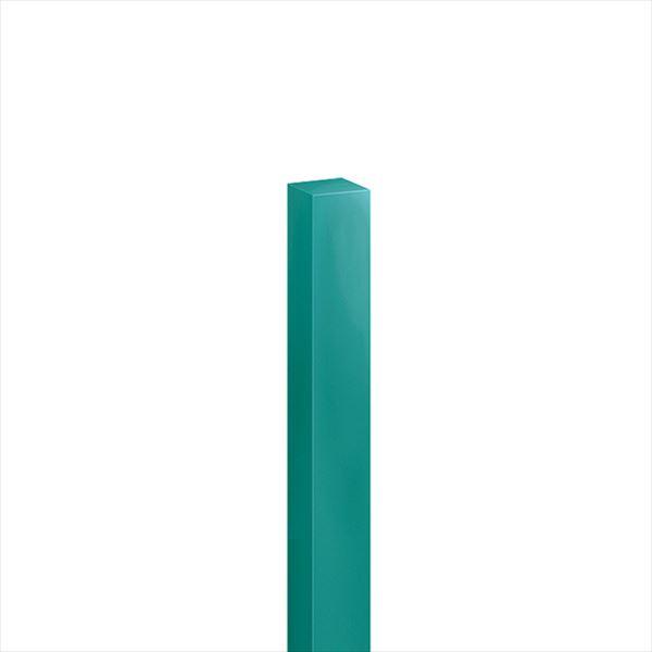 オンリーワン ハーモニーピラー(特注色) 75角×H1500 1本入り 青緑色 KX2-T75-1508