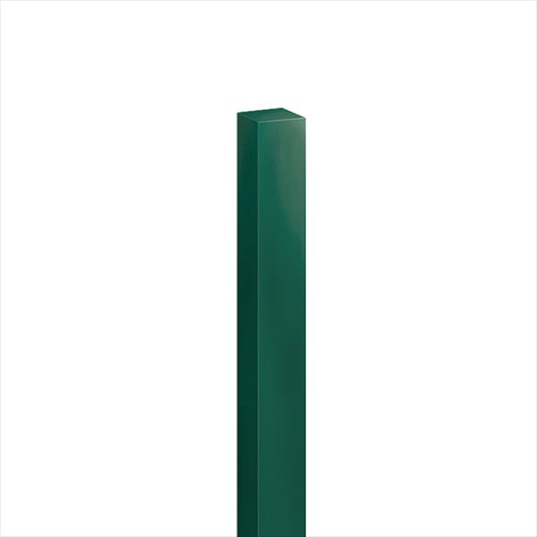 オンリーワン ハーモニーピラー(特注色) 75角×H1800 1本入り 緑色 KX2-T75-1809