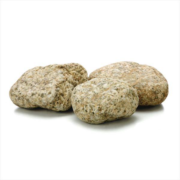 『個人宅配送不可』オンリーワン ゴロタ石 錆 φ60  1袋(20kg) NH2-TG-60