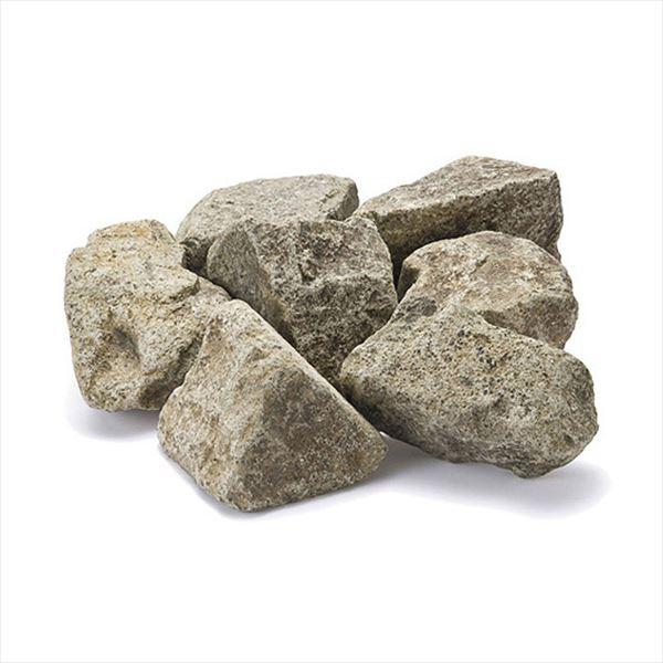 『個人宅配送不可』オンリーワン ゴロタ石 淡黄 1袋(20kg) NH2-WRG-150