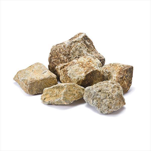 『個人宅配送不可』オンリーワン ゴロタ石 黄金 1袋(20kg) NH2-KOG-200