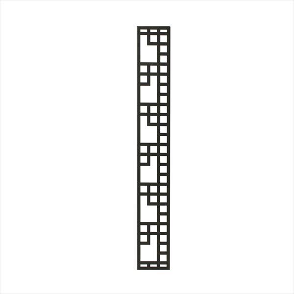 【激安大特価!】  オンリーワン シャドーピクチャー ストレートタイプ C NL2-E07C:エクステリアのプロショップ キロ-エクステリア・ガーデンファニチャー