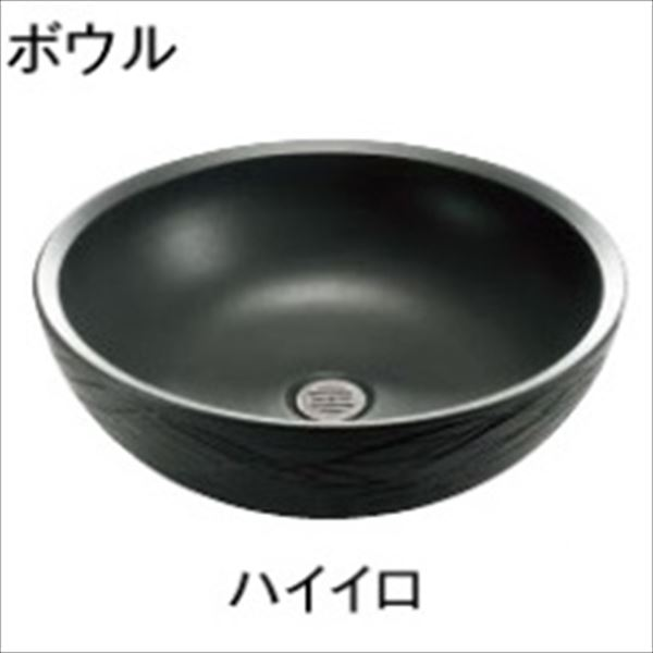 東洋工業 ウォータービュー 陶器パン ボウル ハイイロ   『(TOYO) トーヨー』
