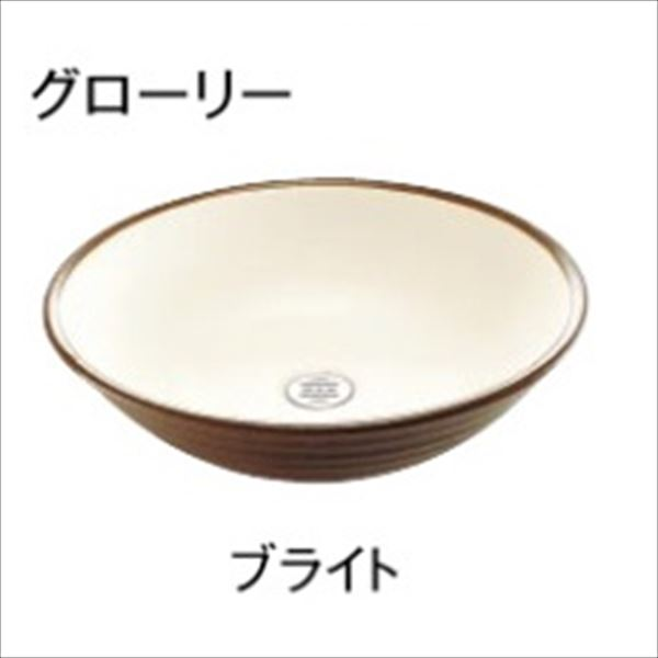 東洋工業 ウォータービュー 陶器パン グローリー ブライト   『(TOYO) トーヨー』