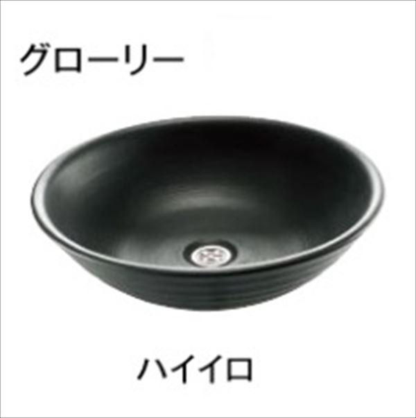 東洋工業 ウォータービュー 陶器パン グローリー ハイイロ   『(TOYO) トーヨー』