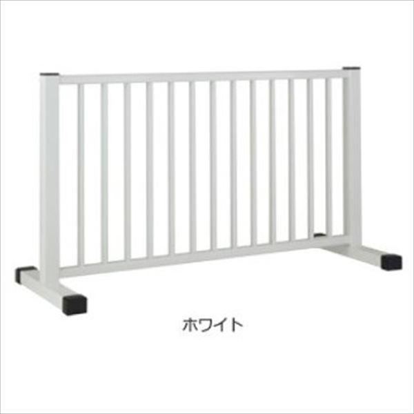 パックス工業 アルミ製フェンス AL-FW ホワイト ホワイト