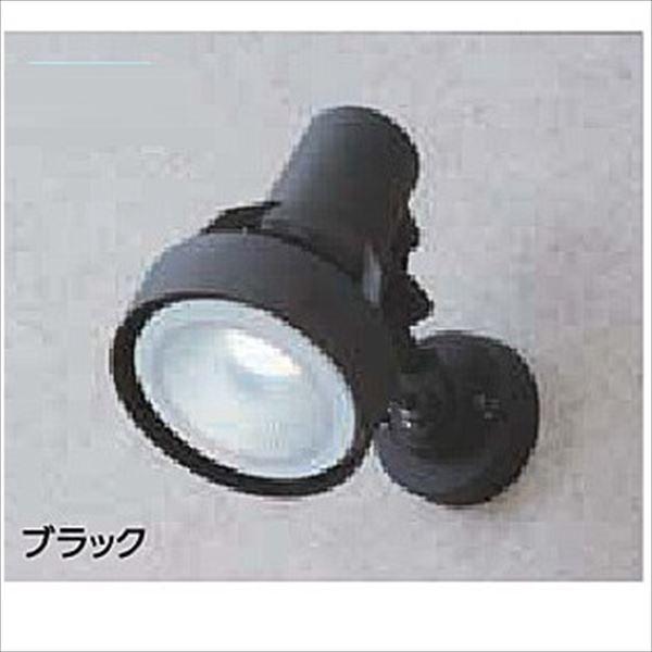 タカショー ウォールスポットライト(100V) シンプルLED スポットライト3型 中角(ブラケットタイプ) #71450600 HFE-D62K ブラック/LED色:電球色