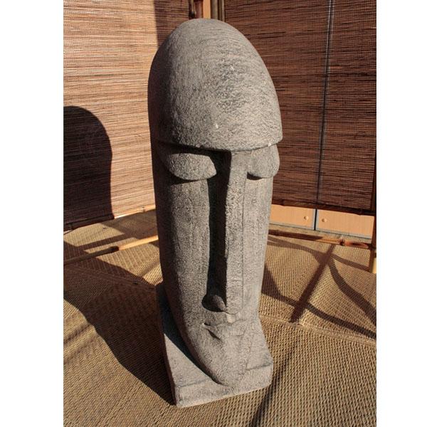 『欠品中』SIP バリ島 石像 ティモールモアイ