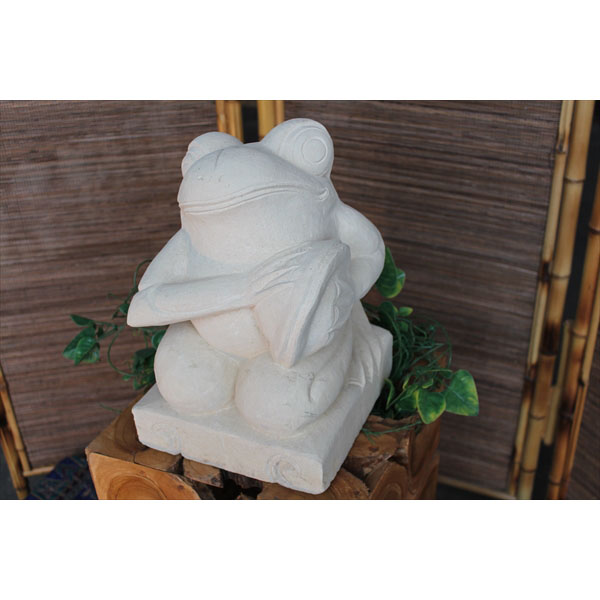 SIP バリ島 石像 カエル音楽隊 KAERUM-02