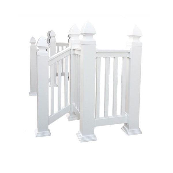 スプレッドイーグルズ ハンドレールフェンスT型 3H7W階段用 『樹脂フェンス 柵』