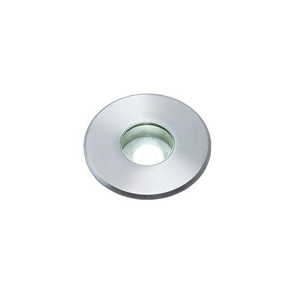 タカショー ウォーターライト(ローボルト) グランドライト 7型 水中仕様(LED色:白) #73081000 HHA-W06S シルバー