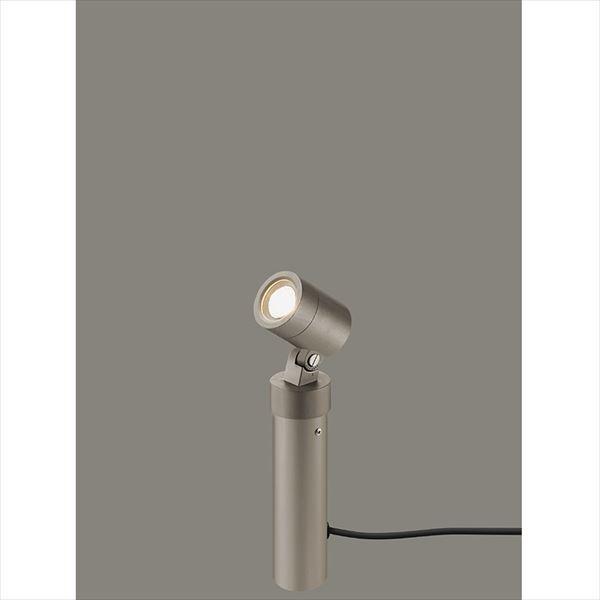 リクシル TOEX 12V 美彩 スタンドスポットライト H200 SSP-G2型 LED 照度角15° 8 VLG07 SC『ローボルトライト』 『エクステリア照明 ライト』 シャイングレー