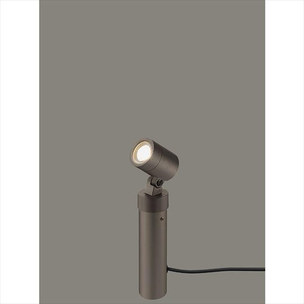 リクシル 12V 美彩 スタンドスポットライト H200 SSP-G3型 LED 照度角15° 8 VLG09 AB+8VLG64 AB 『ローボルトライト』 『エクステリア照明 ライト』 オータムブラウン