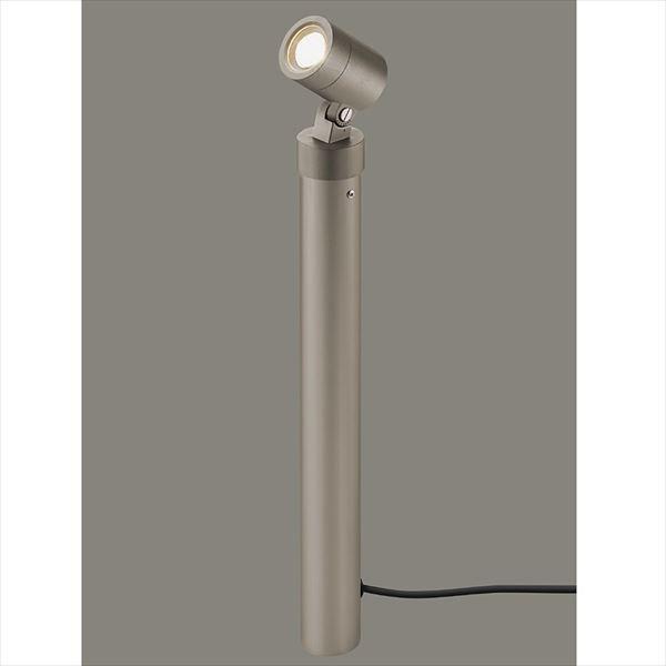 リクシル TOEX 12V 美彩 スタンドスポットライト H500 SSP-G3型 LED 照度角15° 8 VLG09 SC 『ローボルトライト』 『エクステリア照明 ライト』 シャイングレー
