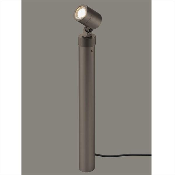 リクシル TOEX 12V 美彩 スタンドスポットライト H500 SSP-G3型 LED 照度角15° 8 VLG09 AB 『ローボルトライト』 『エクステリア照明 ライト』 オータムブラウン