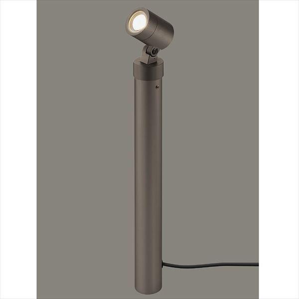 リクシル 12V 美彩 スタンドスポットライト H200 SSP-G2型 LED 照度角45° 8 VLG08 SC+8VLG64 SC『ローボルトライト』 『エクステリア照明 ライト』 シャイングレー