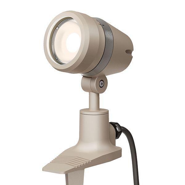 タカショー 調色ライト(100V) De-SPOT 調色リング 10mプラグ無 #71718700 HFE-C36G グレイッシュゴールド