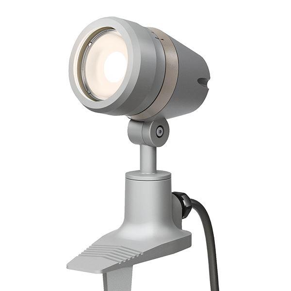 タカショー 調色ライト(100V) De-SPOT 調色リング 5mプラグ付 #71717000 HFE-C35S シルバー