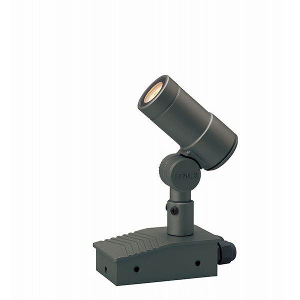 タカショー ガーデンアップライト(100V) オプティ S 狭角 #73981300 HFE-D48C *別途スパイクが必要になります チャコールグリーン
