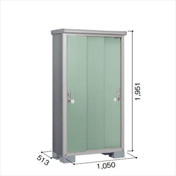 ヨドコウ ESE/エスモ ESE-1005A EG 小型物置  『追加金額で工事も可能』 『屋外用収納庫 DIY向け ESD-1005Aのモデルチェンジ』 エバーグリーン