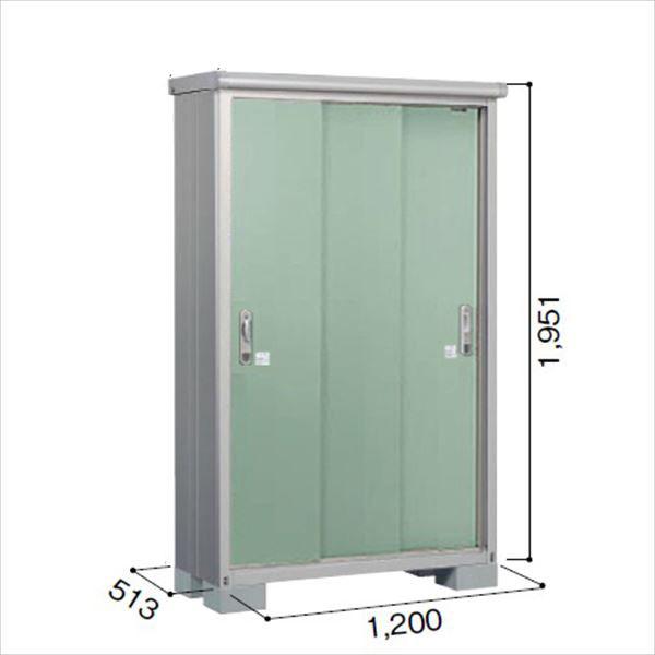 ヨドコウ ESE/エスモ ESE-1205A EG 小型物置  『追加金額で工事も可能』 『屋外用収納庫 DIY向け ESD-1205Aのモデルチェンジ』 エバーグリーン