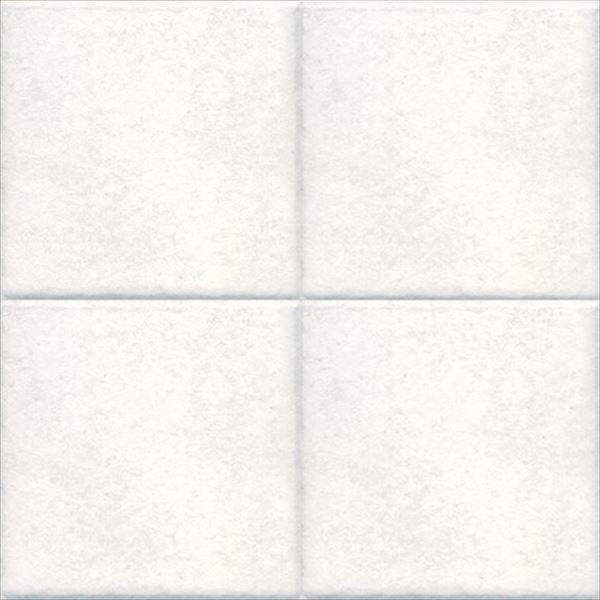 ビーライフエス タイル ピルツ 300角階段 S-10 『超よごれ防止機能付』 14枚入り 『日本製タイル ナノフィニッシュ』 ホワイト