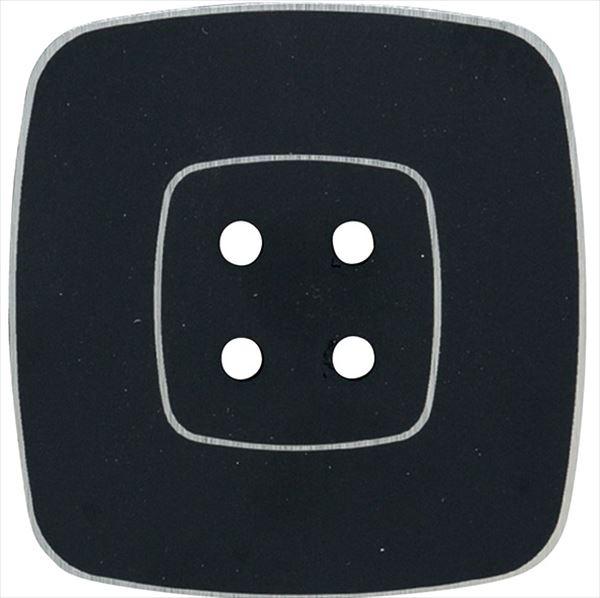 ユニソン デコサイン ワぺ ポップ 65×62 クローバー ネームなし   『表札 サイン 戸建』