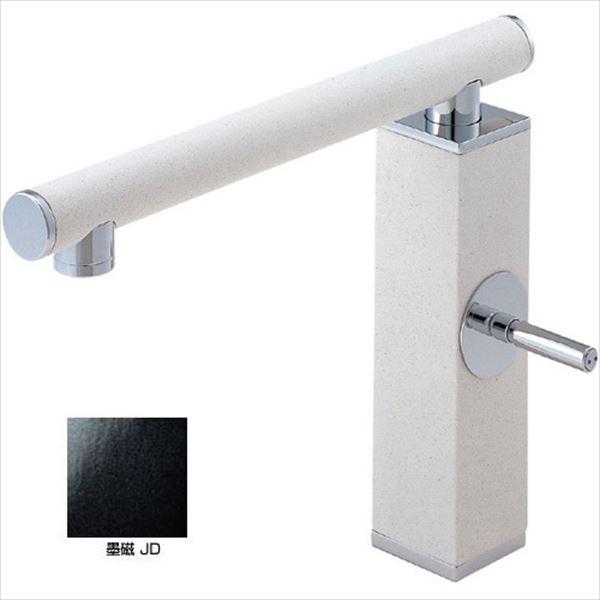 三栄水栓製作所 水栓金具 TOH KITCHEN K87310JV-JD-13 墨磁 *受注生産品です