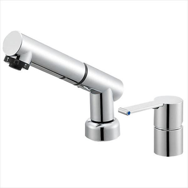 三栄水栓製作所 水栓金具 column BASIN K37531JV-13