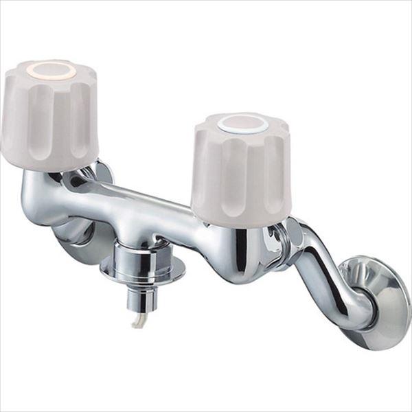 三栄水栓製作所 水栓金具 U-MIX BASIN K1101TV-1-LH-13