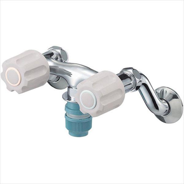三栄水栓製作所 水栓金具 U-MIX BASIN K1311TV-LH-13