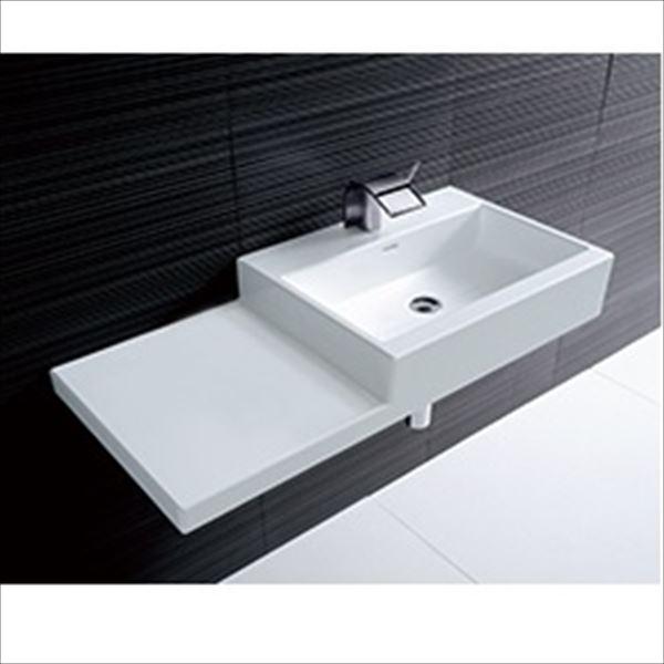 三栄水栓製作所 LAUFEN livingcity 洗面器 SL818431-W-104