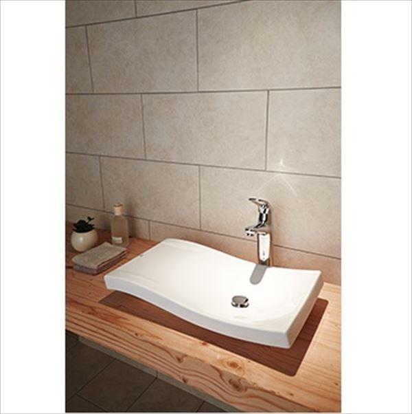三栄水栓製作所 Roca Urbi 洗面器 SR327226-W