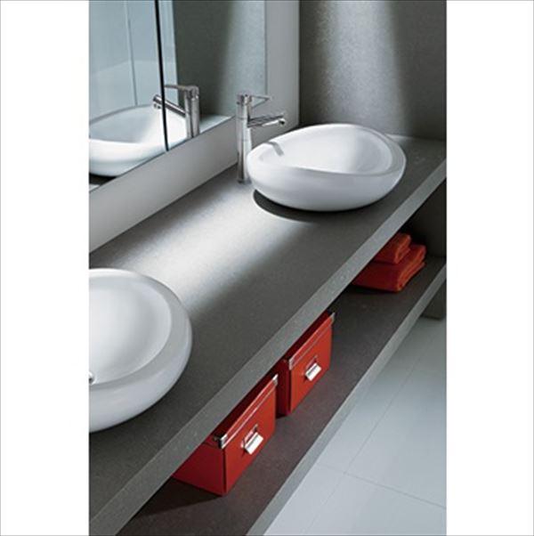 三栄水栓製作所 Roca Urbi 洗面器 SR327225-W