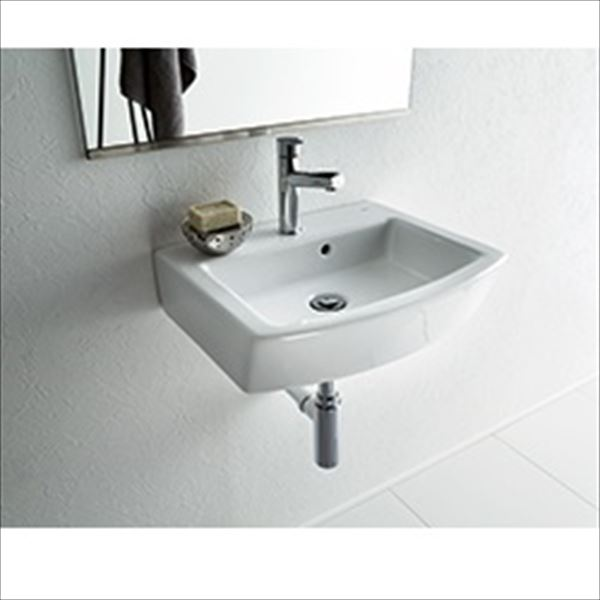 三栄水栓製作所 Roca Hall 洗面器 SR327624-W