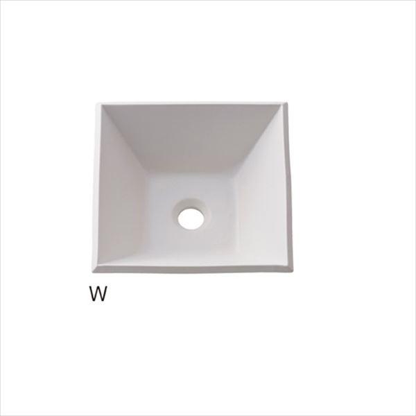 三栄水栓製作所 信楽焼 手洗器 HW10221-W