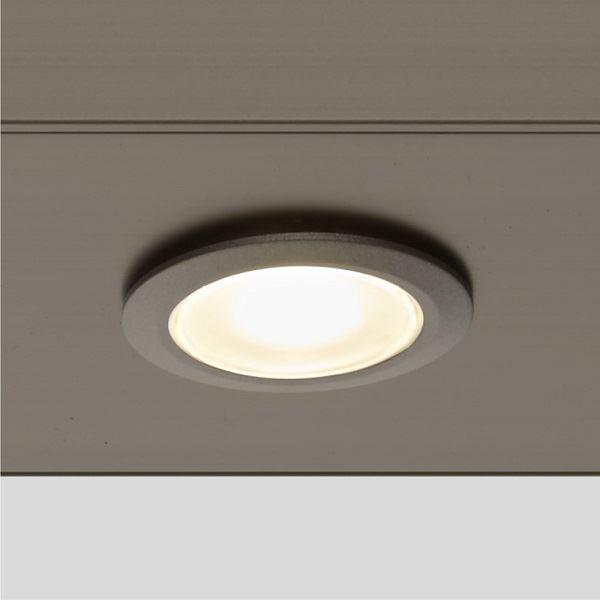 リクシル 12V 美彩 ダウンライト DL-G1型 30° LED 8 VLH07 AB 『リクシル ローボルトライト』 『エクステリア照明 ライト』 オータムブラウン