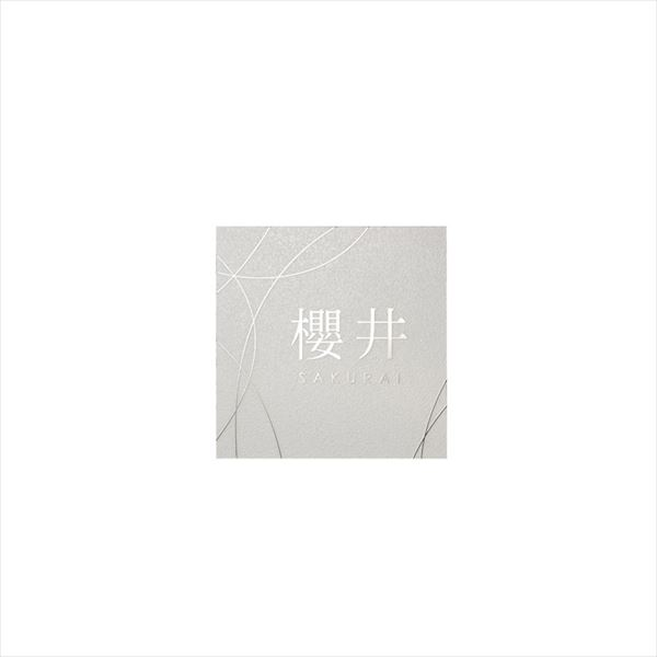 オンリーワン モダンTG 120角  IP1-15-4( )( )   『表札 サイン 戸建』