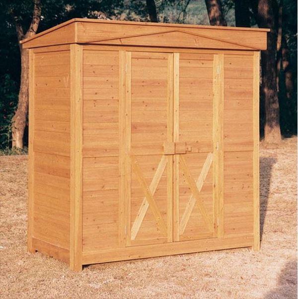 ジャービス商事 多目的ハウス #26806 ガーデンストア1911   『小型 物置小屋 屋外 DIY向け』