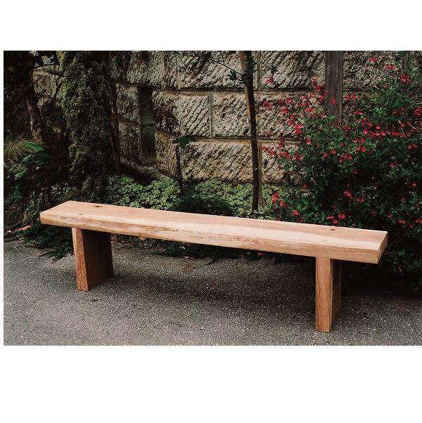 ジャービス商事 フラワースタンド 枕木台 植木用 (荒削り・無塗装仕上げ) #26014