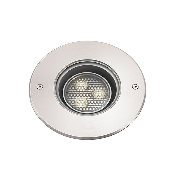 タカショー グランドライト(100V) シンプルLED グランドライトスイング2型 グレアレス (LED:電球色) HFF-D20S #74424400 『ローボルトライト』 『エクステリア照明 ライト』
