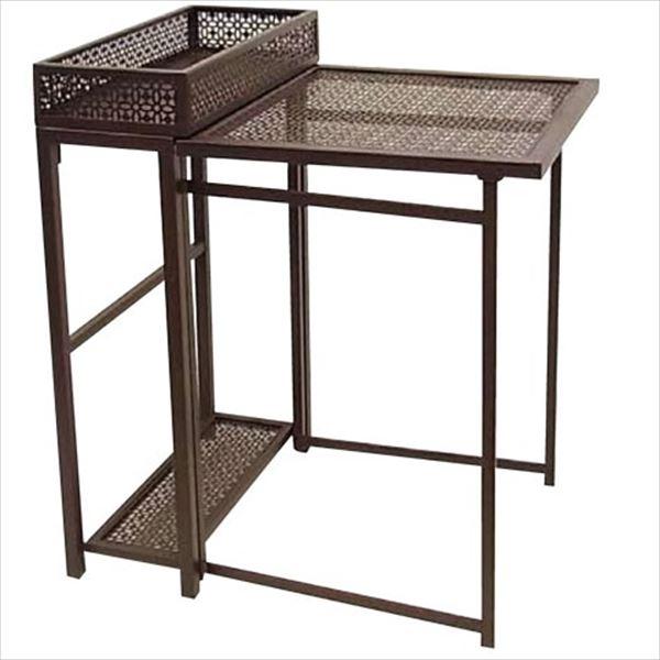 杉田エース パティオ・プティ フィオーレテーブル 635-018 『ガーデンチェア ガーデンテーブル ガーデンファニチャー』