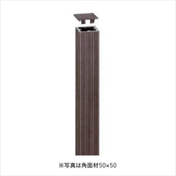 リクシル 正規販売店 デザイナーズパーツが引き出す新鮮なアイデアの数々 気質アップ TOEX デザイナーズパーツ 強化木材 50×100用 外構DIY部品 受注生産品 枕木材用キャップ 8TYK02