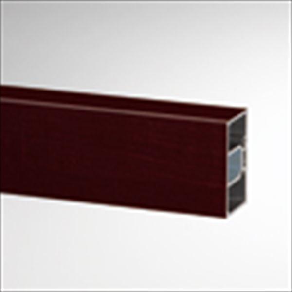 リクシル TOEX デザイナーズパーツ 胴縁A 55×30 L2000 マテリアルカラー 8TYD33□□ 『外構DIY部品』