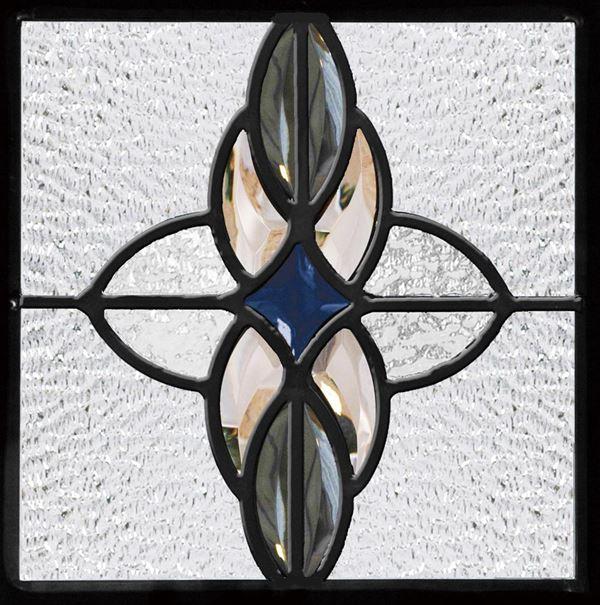 セブンホーム ステンドグラス ピュアグラス Dサイズ SH-D04