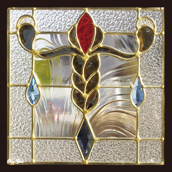 セブンホーム ステンドグラス ピュアグラス Eサイズ SH-E13